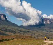 Trecking Roraima Backpacker